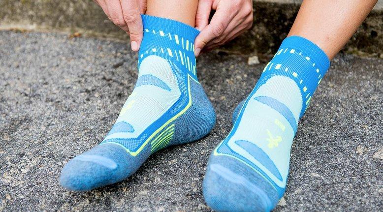 Blister-Resistant Socks