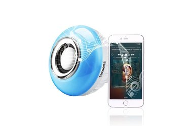 Smart Light Bulb and Speaker