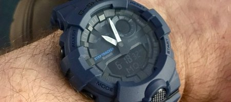 G-Shock Power Trainer Watch