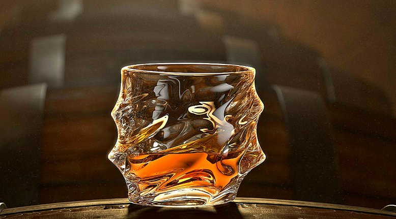 Interesting Bourbon Tumblers
