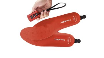 Remote Controled Heated Shoe Insoles