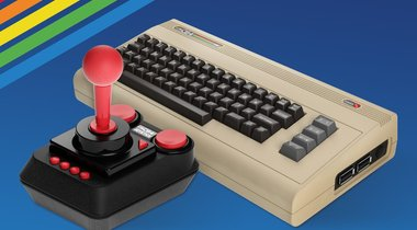 The C64 Mini Commodore Emulator