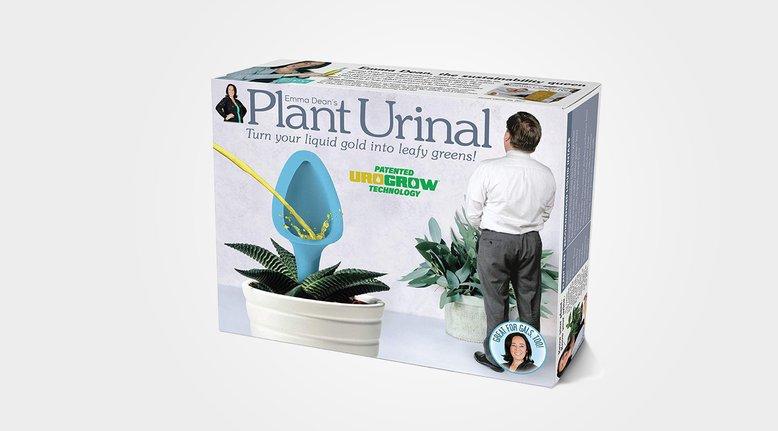 Plant Urinal