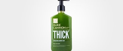 Smells Like Victory : Duke Cannon Shower Wash