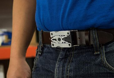 EDC Multitool Belt Buckle