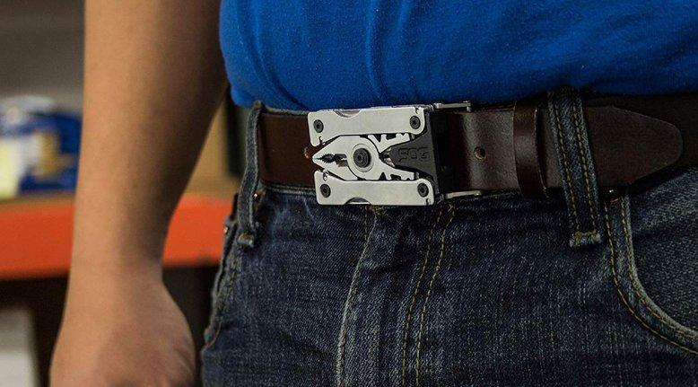 EDC Multitool Belt Buckle