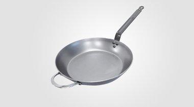De Buyer Carbon Steel Frying Pan