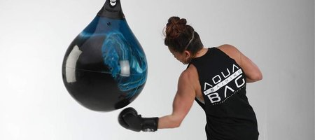 Water-Filled Punching Bag