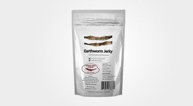 Edible Bugs: Earthworm Jerky, Insect Trail Mix, and More