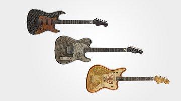 Fender Game of Thrones Guitars